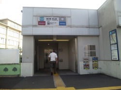 押上駅 B3