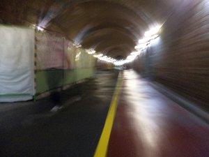 東京駅 レンガ造り 地下通路