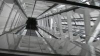 エレベーターの天窓