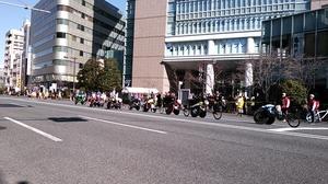 東京マラソン 車椅子