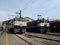 EF60 510 & EF65 1115
