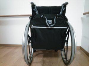 車椅子用バッグ