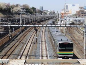 E231系上野東京ライン