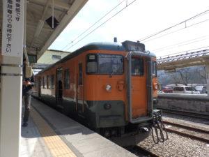 115系(横川駅)