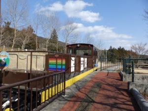 トロッコ列車(シェルパくん)