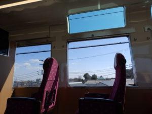 634型(車内窓)