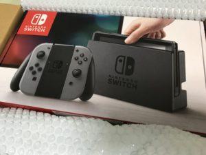Nintendo Switch(外箱)