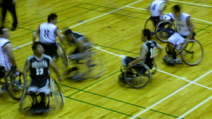 車椅子スポーツ
