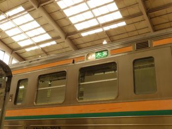 211系 新宿経由 大宮