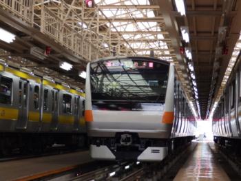 E233系中央線 松本1