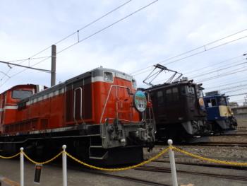 DD51-842・EF64-37 ・EF64-1023①