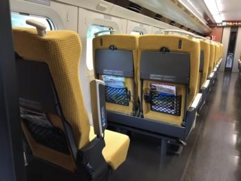E6系(車椅子席)