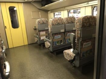 E4系(車椅子席)