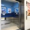 エレベーターの鏡 不適切な例①