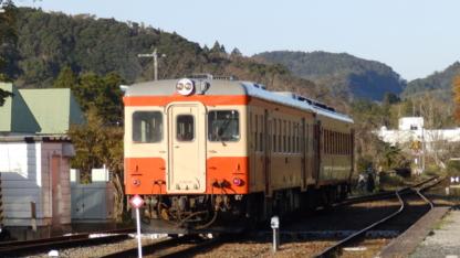 いすみ鉄道(キハ52)