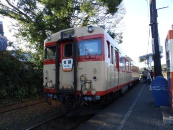 キハ28(上総中野)