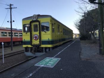 いすみ350(大多喜駅)