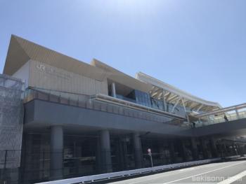 高輪ゲートウェイ駅(駅舎)