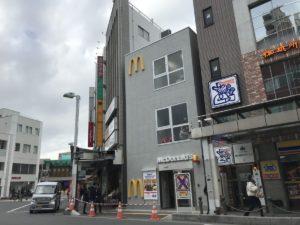 マクドナルド北浦和店