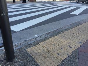 比較的大丈夫な歩道(その2)