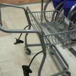 車椅子用カート