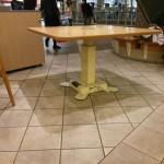 車椅子用テーブル1