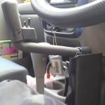 手動運転装置