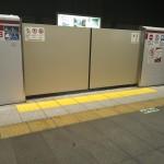 大江戸線ホームドア