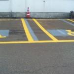 意味の無い駐車場2
